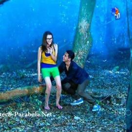 Dahlia Polland dan Ricky Harun GGS Episode 190-1