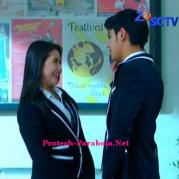 Foto Aliando dan Prilly GGS Episode 174