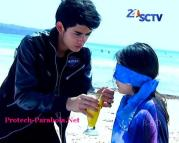 Foto Aliando dan Prilly GGS Episode 188-1