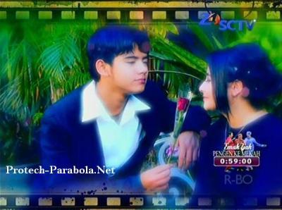 Foto Romantis Aliando dan Prilly GGS Episode 181