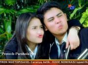 Foto Selfie Aliando dan Prilly GGS Episode 181