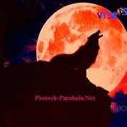 Gerhana Bulan Merah Darah