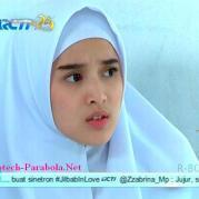 Icha Jilbab In Love Episode 8