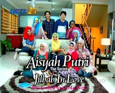 Kumpulan Foto dan Nama Pemain Jilbab In Love [RCTI]