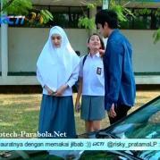 Putri, Bianca dan Iid Jilbab In Love Episode 8
