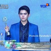 Aliando Syarief SCTV Award