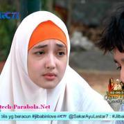Anna Gilberg Jilbab In Love Episode 13-4