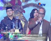 Ganteng Ganteng Serigala Pemenang SCTV Award 2