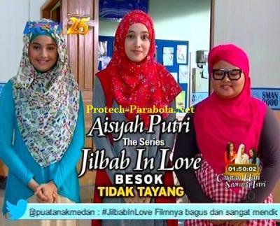 Jilbab In Love tidak tayang tanggal 7 November 2014