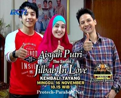 Jilbab In Love Tidak Tayang 14-15 November 2014