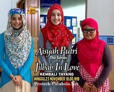 Jilbab In Love Tidak Tayang 22/11/2014