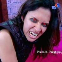 Kumpulan Foto GGS Episode 202 [SCTV] Rahasia Agra Terbongkar, Liora Jadi Vampir Pembunuh..!!