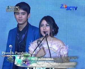 Prilly Latuconsina Aktris Paling Ngetop 1