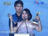 Prilly Latuconsina Pemenang SCTV Award 2014 Kategori Aktris Utama PalingNgetop