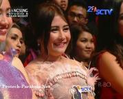 Prilly Latuconsina di SCTV Award 2014