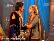 Rajat Tokas dan Paridhi Sharma Jodha Akbar-1