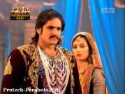 Rajat Tokas dan Paridhi Sharma Jodha Akbar-2