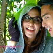 Foto Mesra dan Romantis Dahlia Poland dan Ricky Harun