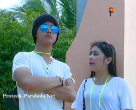 Aliando dan Prilly GGS Episode 250