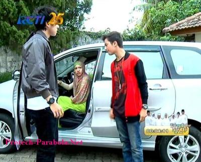 Jilbab In Love Episode 54