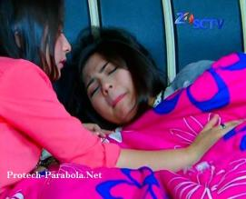 Jessica Mila dan Prilly GGS Episode 247