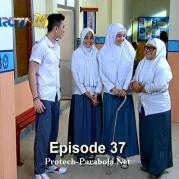 Jilbab In Love Episode 37
