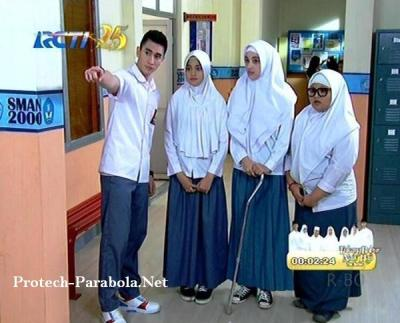 Jilbab In Love Episode 36