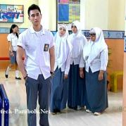 Verrel Jilbab In Love Episode 57
