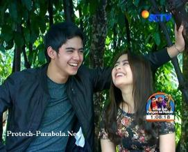 Aliando dan Prilly GGS Episode 276