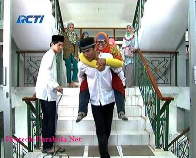 Jilbab In Love Episode 77