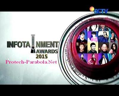 Infotaiment Award 2015 SCTV