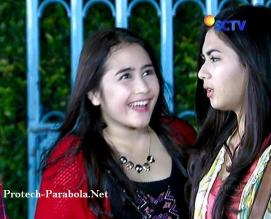 Jessica Mila dan Prilly GGS Episode 265