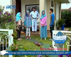 Jilbab In Love Episode 80