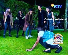 Thea dan Keluarga Merry GGS Episode 288