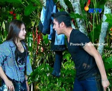 Aliando dan Prilly GGS Episode 292