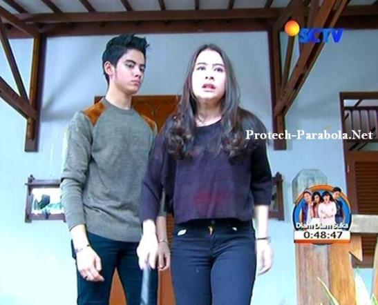 Aliando dan Prilly GGS Episode 304-5