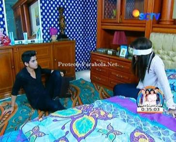 Aliando dan Prilly GGS Episode 309