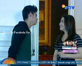 Aliando dan Prilly GGS Episode 314
