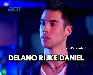 Delano Rijke Daniel Jakarta Love Story