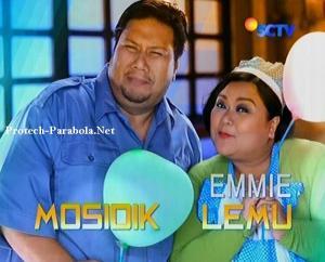 Mosidik dan Emmie Lemu