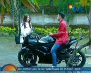 Ricky Harun dan Prilly GGS Episode 342