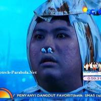 Kumpulan Foto GGS Episode 317 [SCTV] Tobi Jadi Vampir Setelah Bangkit dari Kubur, Thea-Galang Gegana Akut