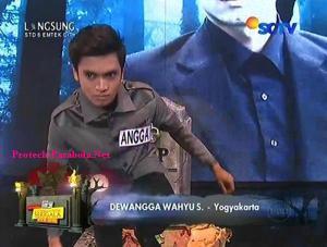 Dewangga Wahyu S - Yogyakarta