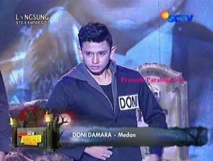 Doni Damara - Medan