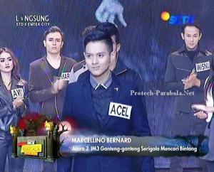 Marcellino Bernard Juara 3 GGS Mencari Bintang
