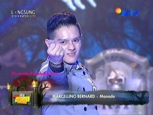 Marcellino Bernard - Manado