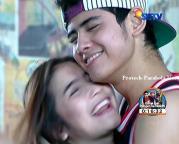 Romantis Aliando dan Prilly GGS Episode 355-2