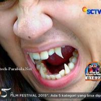 Kumpulan Foto GGS Episode 362 [SCTV] DiSi Gegana, Galang Menjadi Serigala di Kampus, Tristan Hampir Gigit Nayla