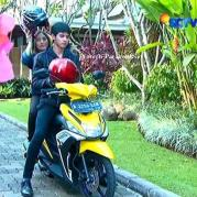 Aliando dan Prilly GGS Episode 395