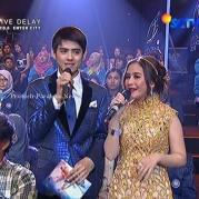 Aliando dan Prilly Liputan 6 Awards 2015